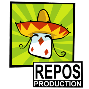 logo repos production