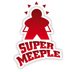 logo super meeple